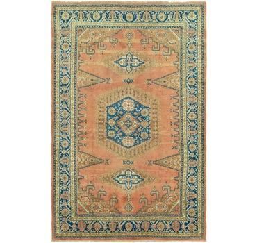 7' 4 x 11' 7 Viss Persian Rug main image