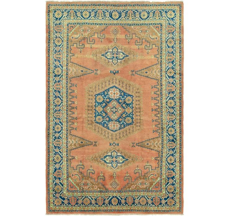 7' 4 x 11' 7 Viss Persian Rug