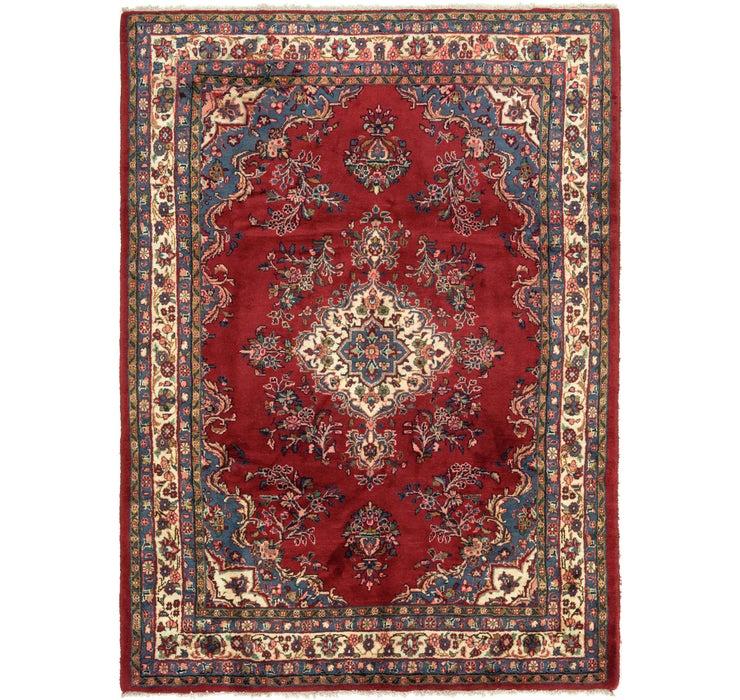 6' 9 x 9' 7 Shahrbaft Persian Rug