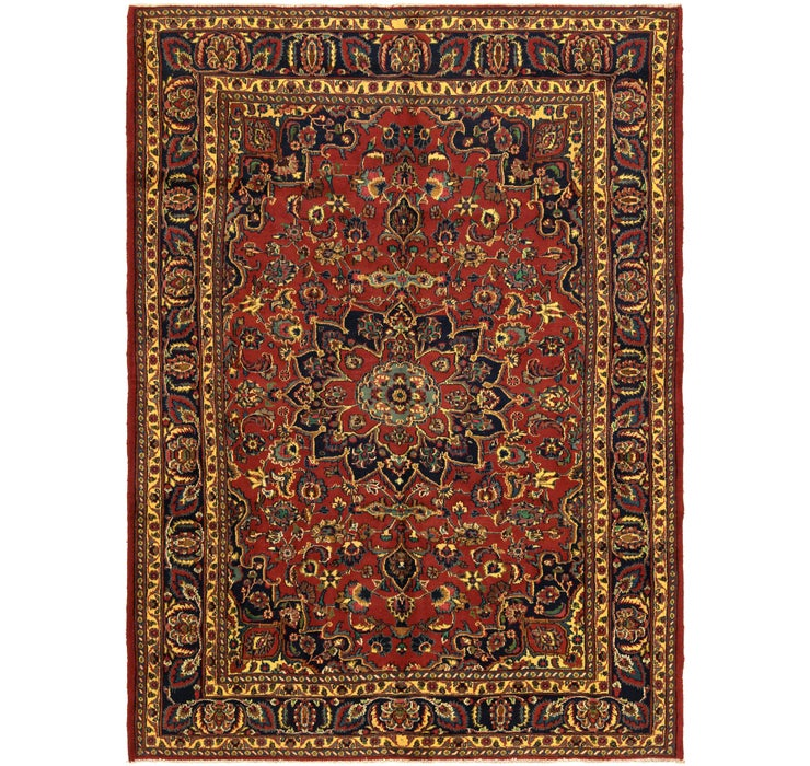 6' 10 x 9' 2 Shahrbaft Persian Rug