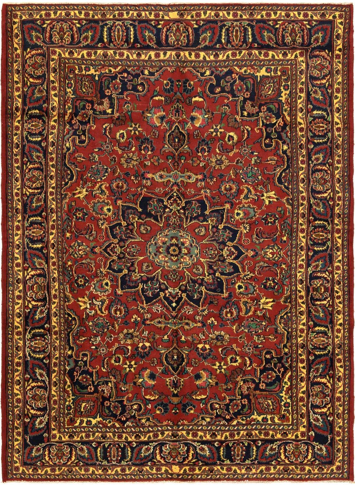 6' 10 x 9' 2 Shahrbaft Persian Rug main image