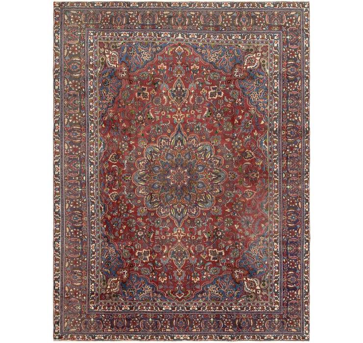 285cm x 380cm Kashan Persian Rug