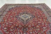 9' 10 x 12' 4 Kashan Persian Rug thumbnail