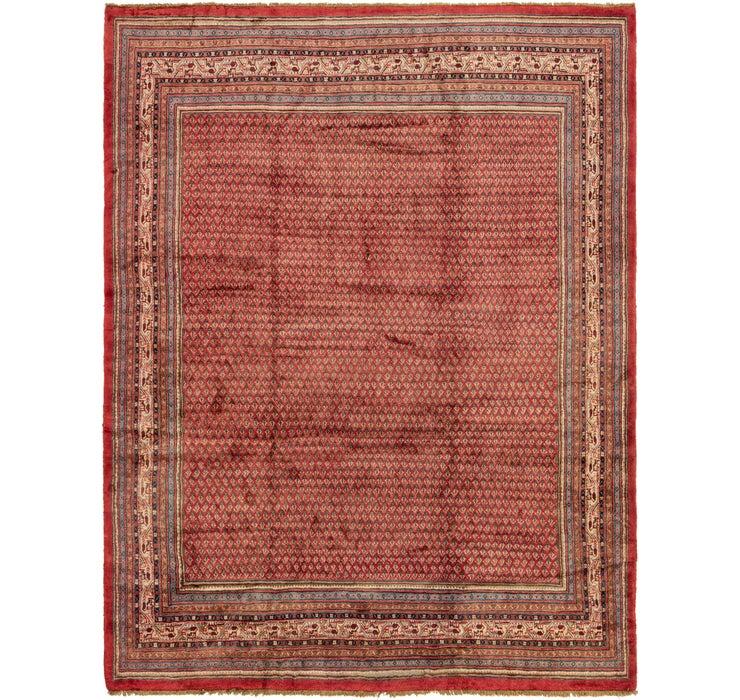 297cm x 390cm Botemir Persian Rug