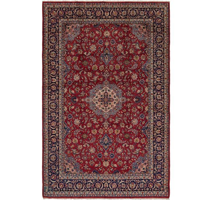 305cm x 472cm Isfahan Persian Rug