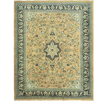 10' 8 x 13' 9 Meshkabad Persian Rug main image