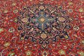 9' 10 x 13' Sarough Persian Rug thumbnail