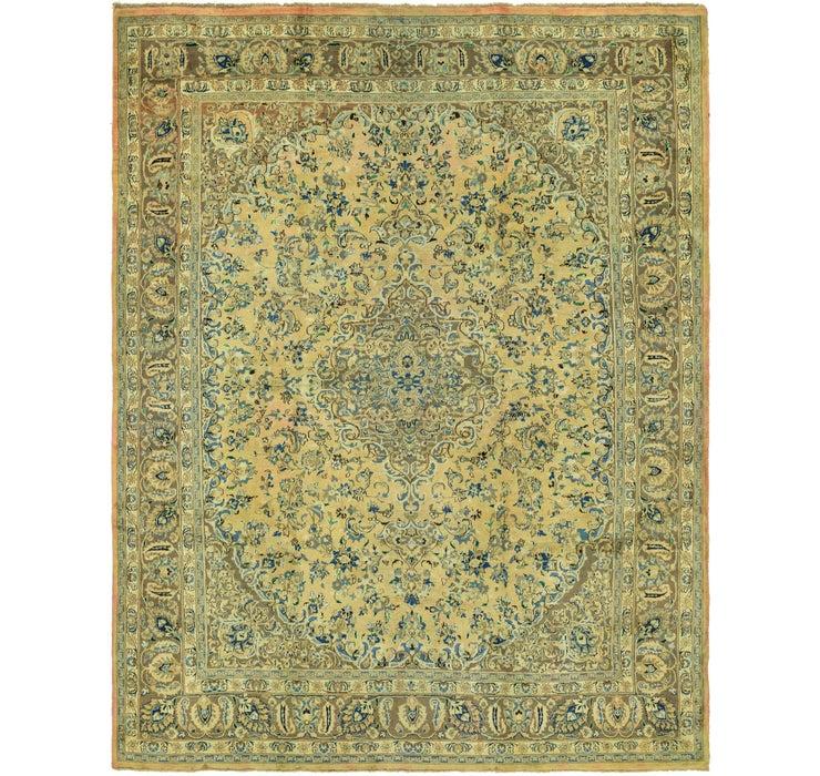 9' 9 x 12' 9 Farahan Persian Rug