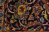 10' x 14' 2 Kashan Persian Rug thumbnail