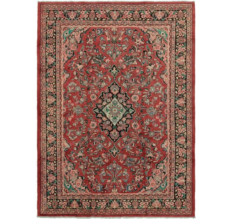 297cm x 417cm Mahal Persian Rug