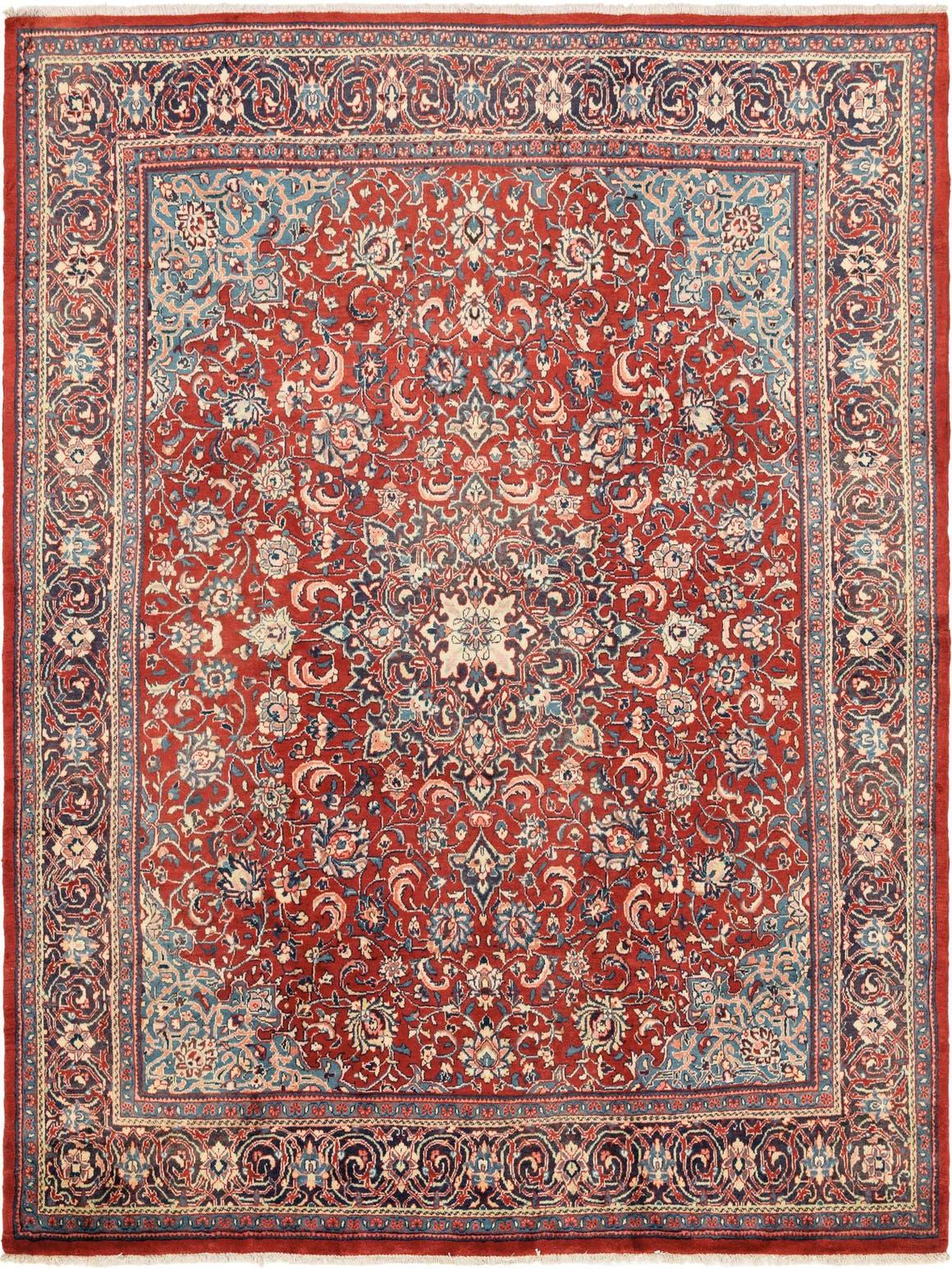 9' 10 x 12' 9 Mahal Persian Rug main image