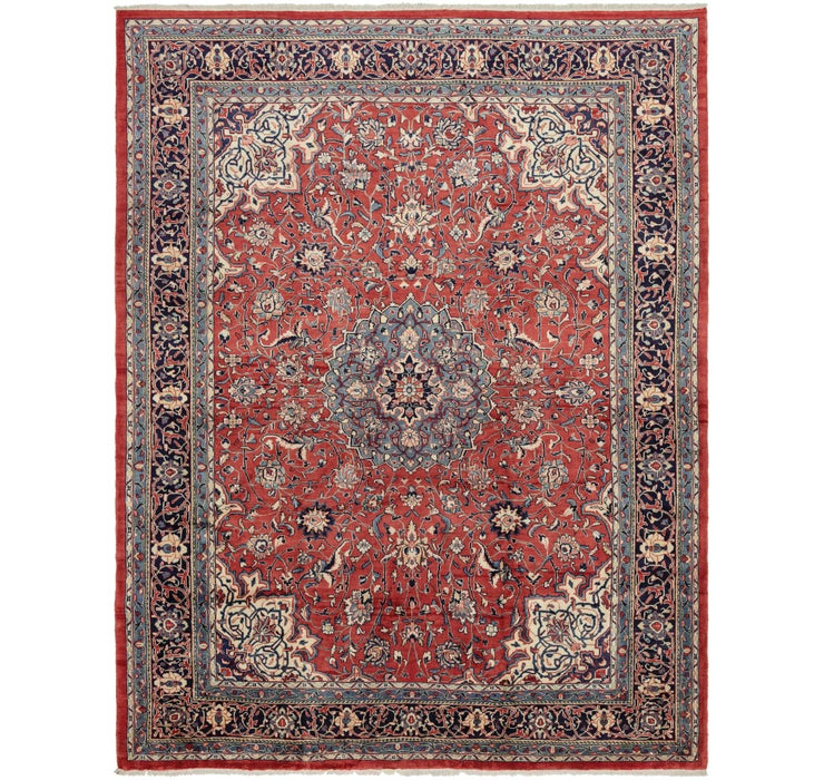 300cm x 395cm Sarough Persian Rug