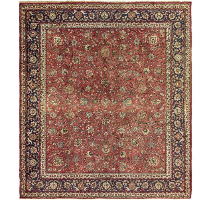 11' x 13' Tabriz Persian Rug
