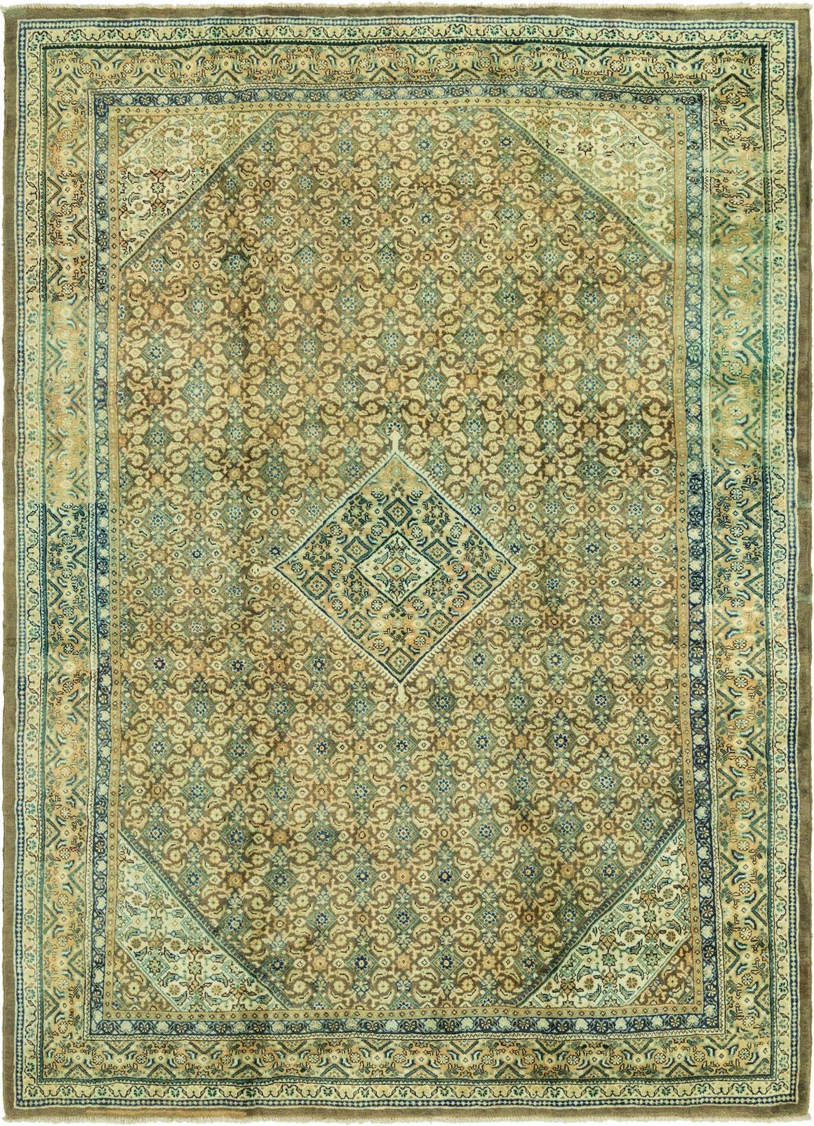 9' 7 x 13' 7 Farahan Persian Rug main image