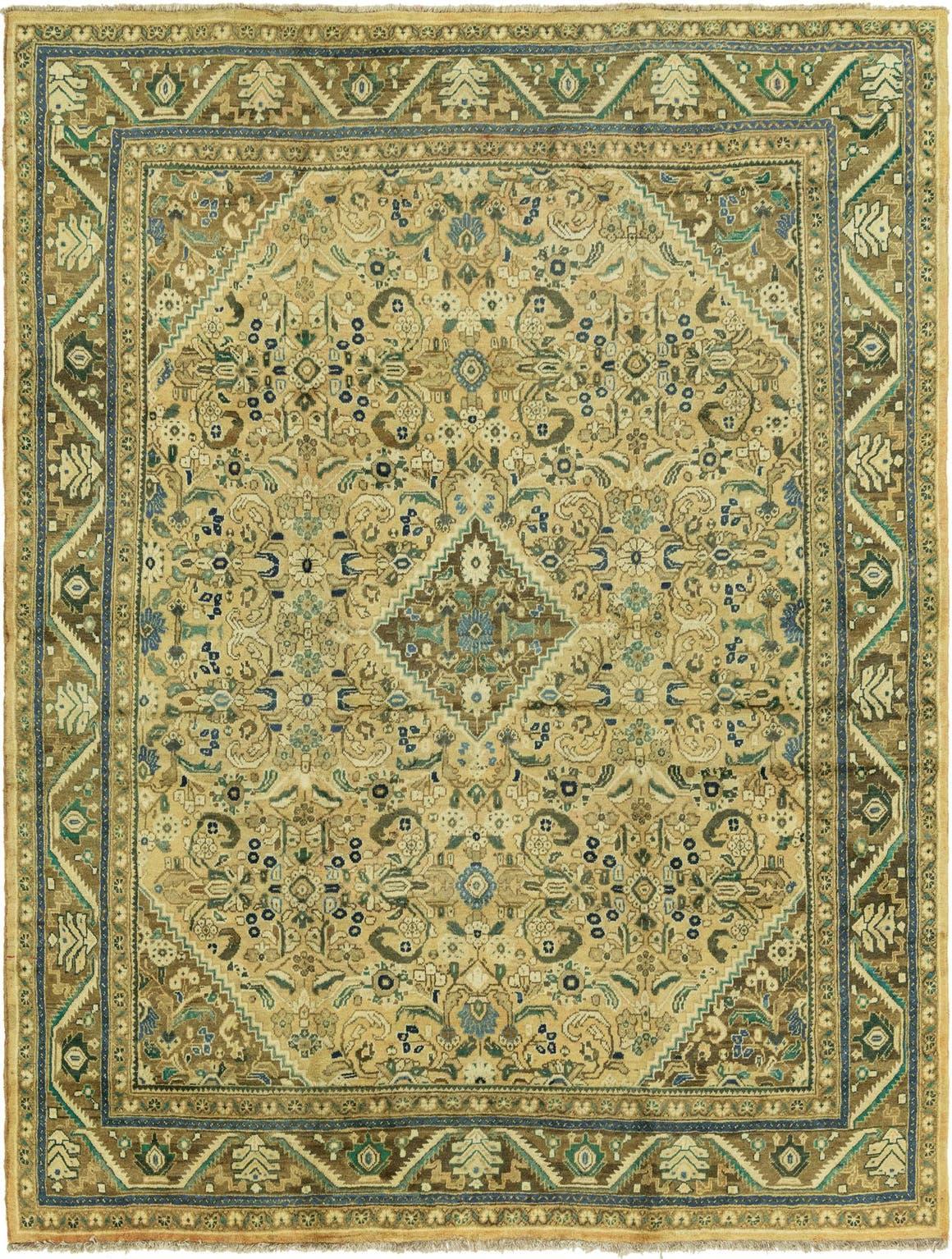 9' 7 x 12' 10 Mahal Persian Rug main image