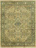 9' 7 x 12' 10 Mahal Persian Rug thumbnail