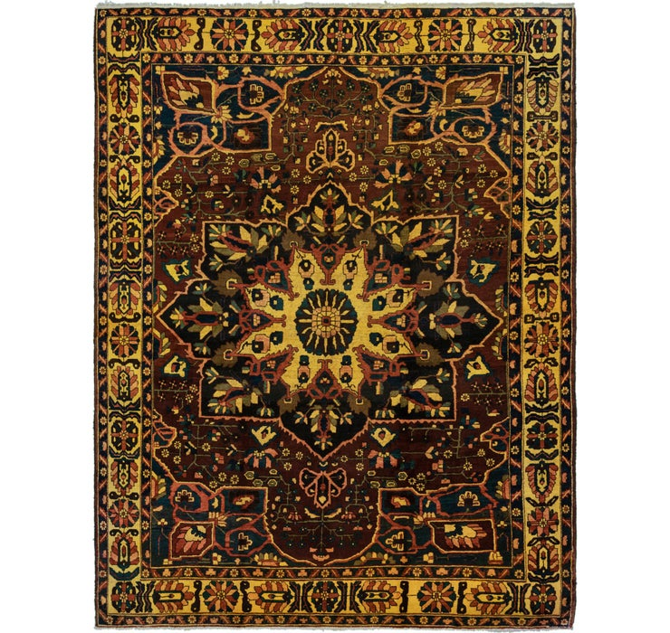 312cm x 405cm Bakhtiar Persian Rug