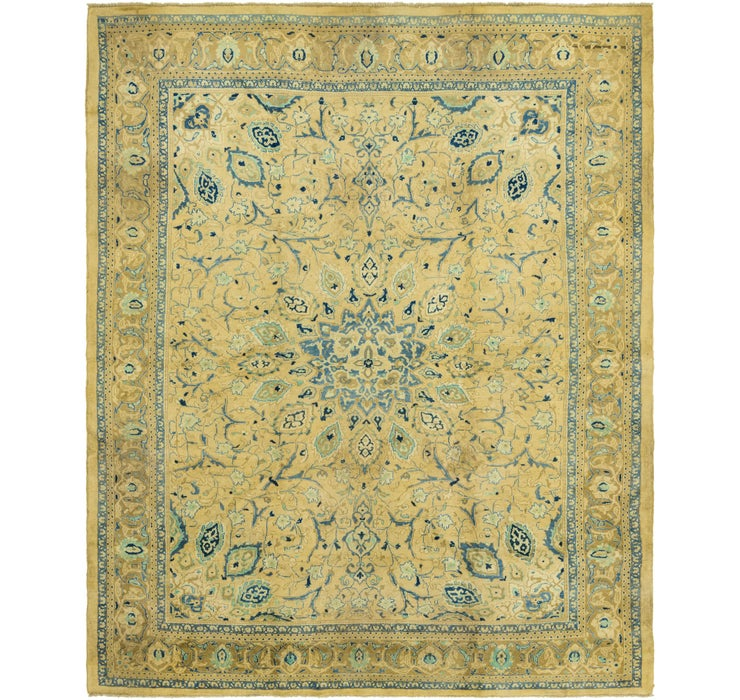 310cm x 385cm Mahal Persian Rug