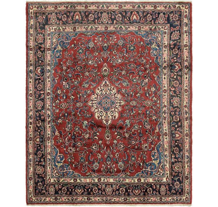 9' 2 x 11' 3 Shahrbaft Persian Rug