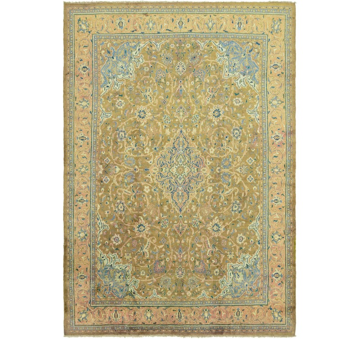 10' x 14' 6 Farahan Persian Rug