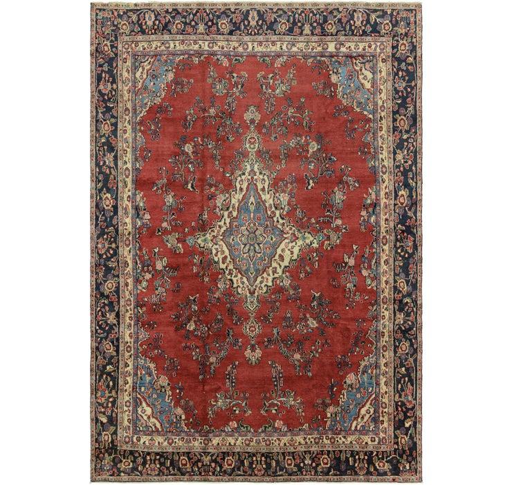 275cm x 390cm Shahrbaft Persian Rug