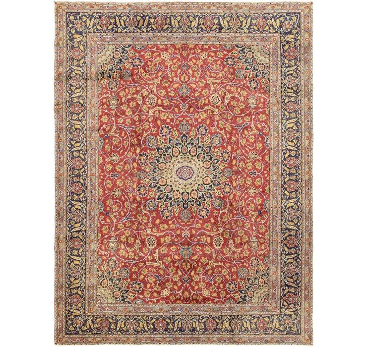 9' 4 x 12' 6 Kashmar Persian Rug