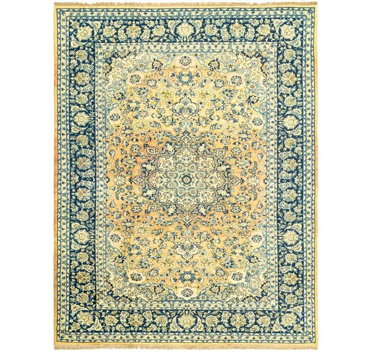 280cm x 360cm Isfahan Persian Rug