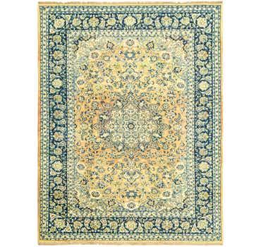 9' 2 x 11' 10 Isfahan Persian Rug