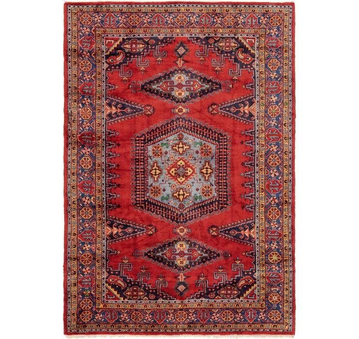 240cm x 343cm Viss Persian Rug