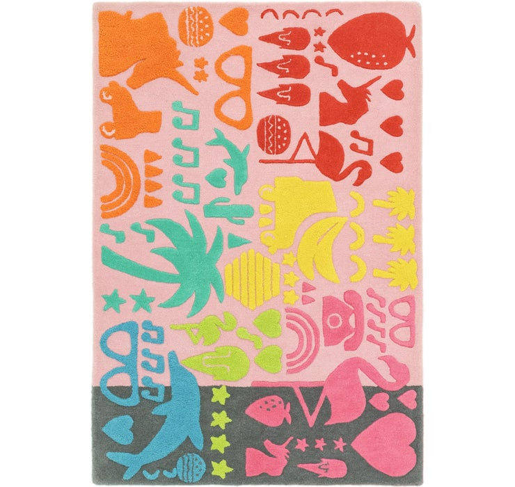 122cm x 183cm Play Time Rug