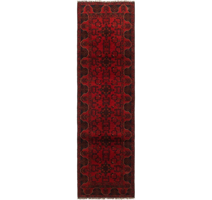 2' 9 x 10' Khal Mohammadi Runner Rug