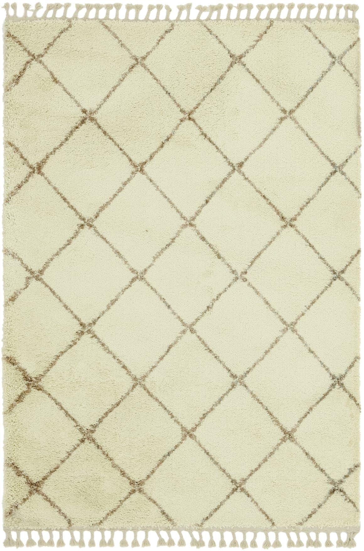 5' 3 x 7' 9 Marrakesh Shag Rug main image