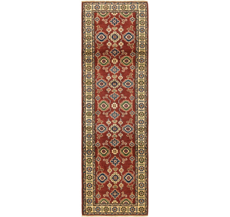 2' 8 x 9' 5 Kazak Runner Rug