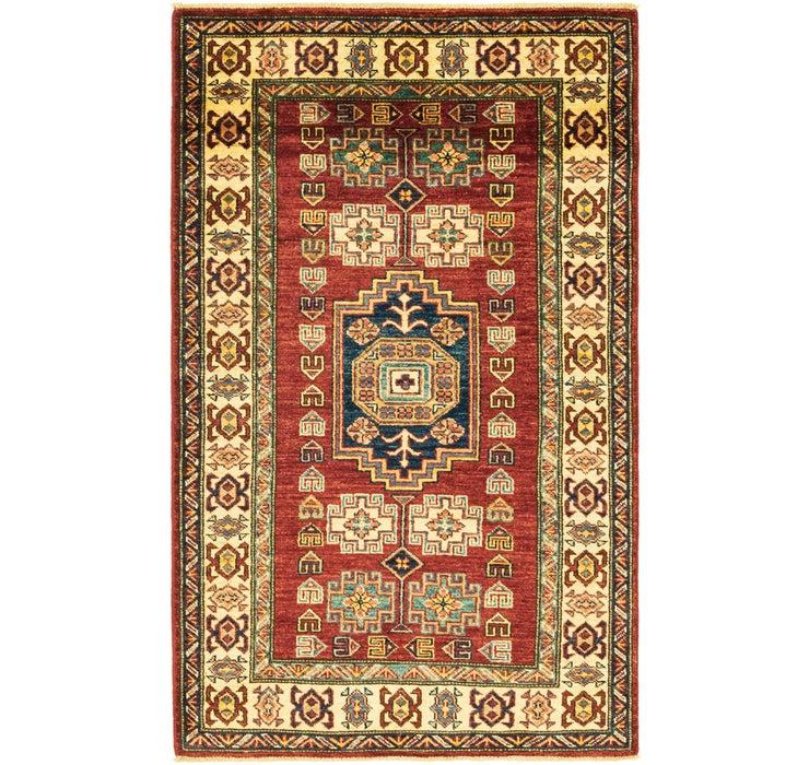 2' 9 x 4' 6 Kazak Oriental Rug