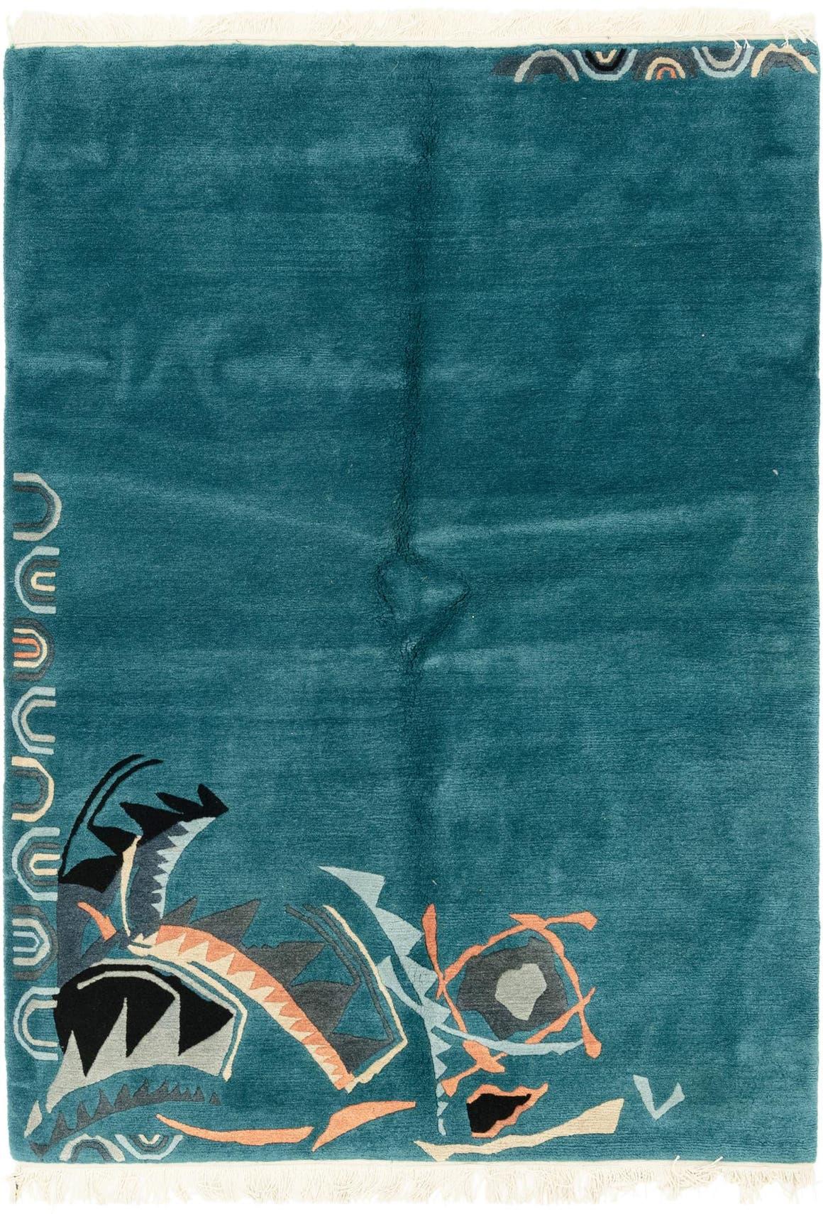 4' 9 x 6' 8 Nepal Rug main image