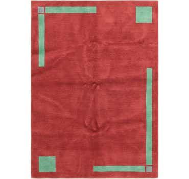 4' 8 x 6' 8 Nepal Rug