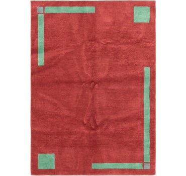 4' 8 x 6' 8 Nepal Rug main image