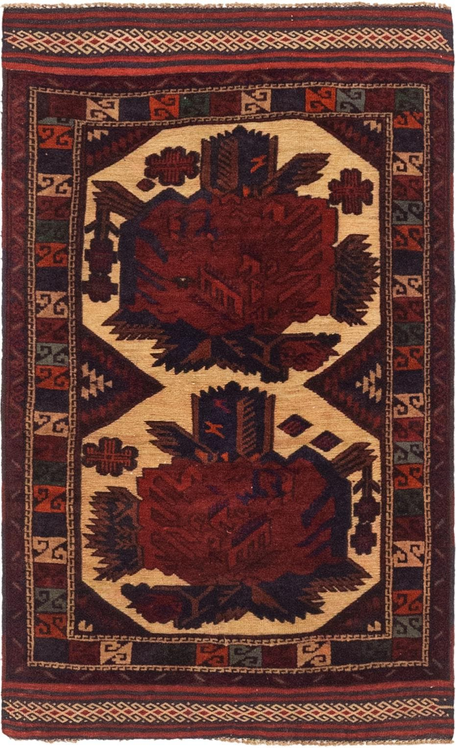 2' 8 x 4' 5 Sumak Rug main image