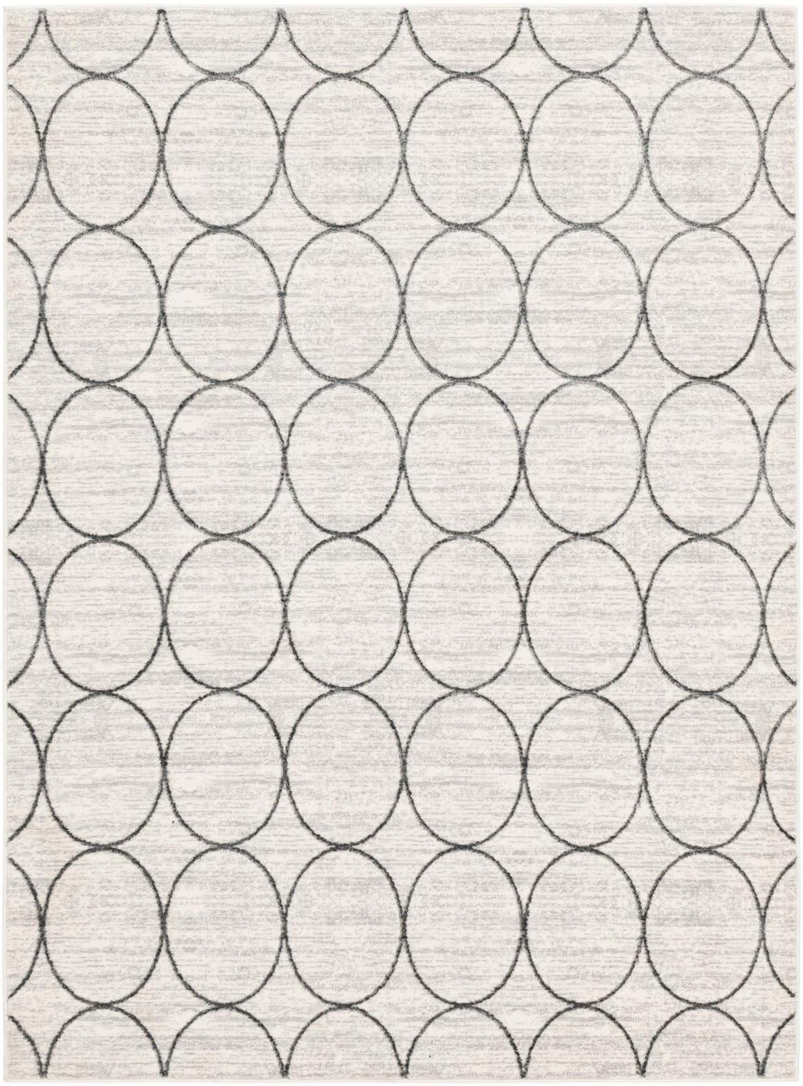 5' 3 x 7' 2 Lattice Rug main image