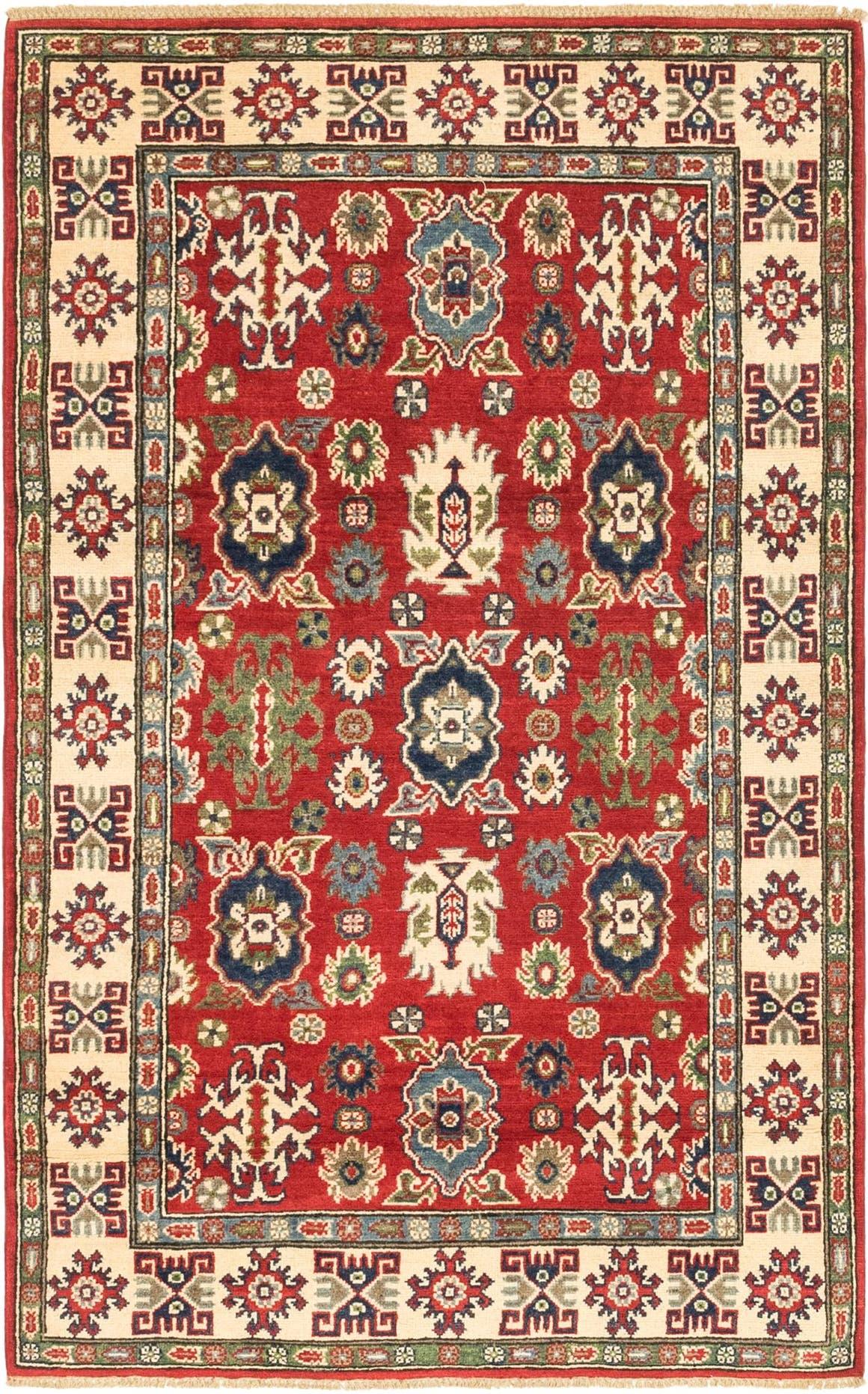 3' 10 x 6' 4 Kazak Rug main image