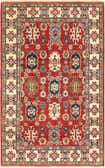 3' 10 x 6' 4 Kazak Rug thumbnail