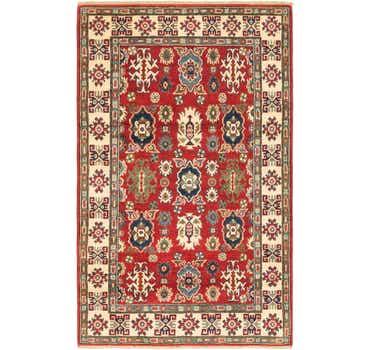 Image of 3' 10 x 6' 4 Kazak Rug