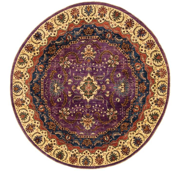 Image of 245cm x 257cm Ariana Ziegler Round Rug