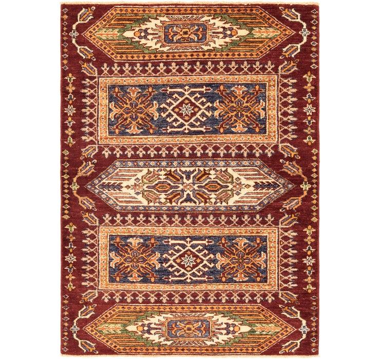 3' x 4' 1 Kazak Oriental Rug