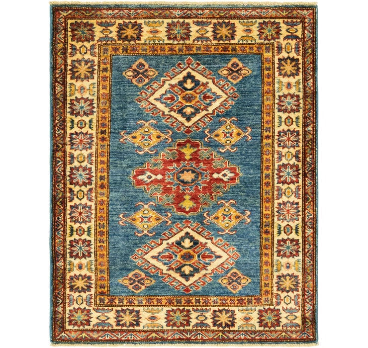 2' 10 x 3' 9 Kazak Oriental Rug