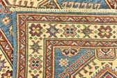 2' 7 x 4' 2 Kazak Oriental Rug thumbnail