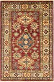85cm x 127cm Kazak Oriental Rug thumbnail image 1