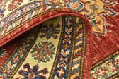 2' 7 x 10' Kazak Oriental Runner Rug thumbnail
