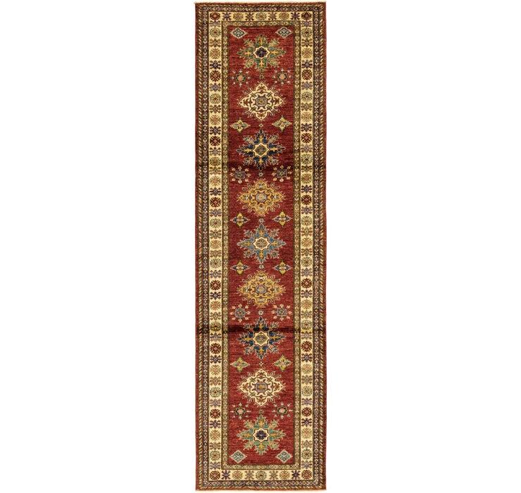 80cm x 305cm Kazak Oriental Runner Rug