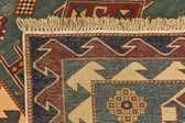 3' 2 x 4' 9 Shirvan Persian Rug thumbnail